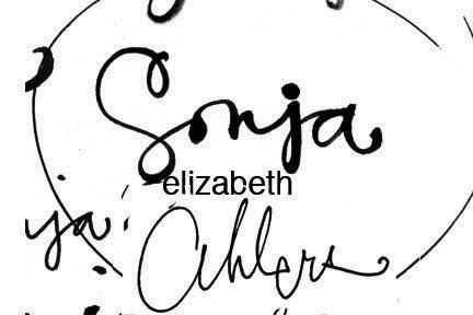 Sonja  Elizabeth Ahlers