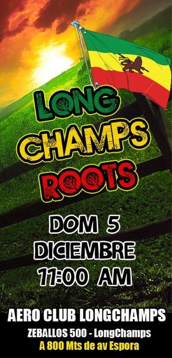 LONG CHAMPS ROOTS - 5 de Diciembre
