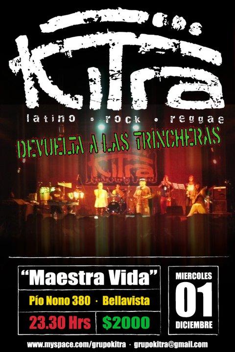 KITRA - 01 de Diciembre