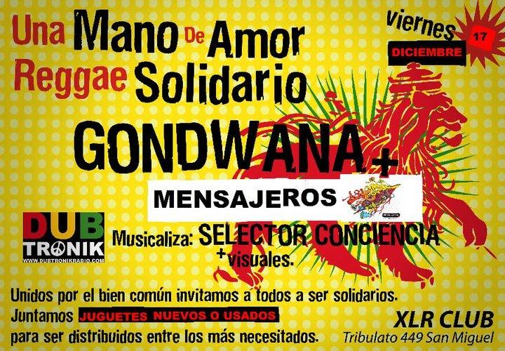 GONDWANA-MENSAJEROS - 17 de Diciembre