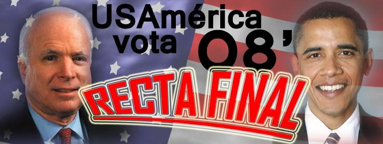 USAmérica Vota'08