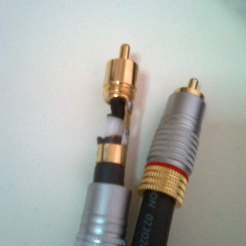 Coaxial Cable Inside : Yet another view by wwenze inside philips swa