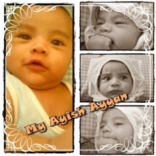 Ayish on 4th Month