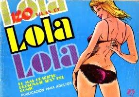 Lola y comics