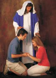"""""""Que sejam um para o outro e ambos para Deus"""""""