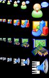 Ícons - web