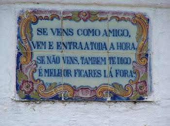 Painel de entrada