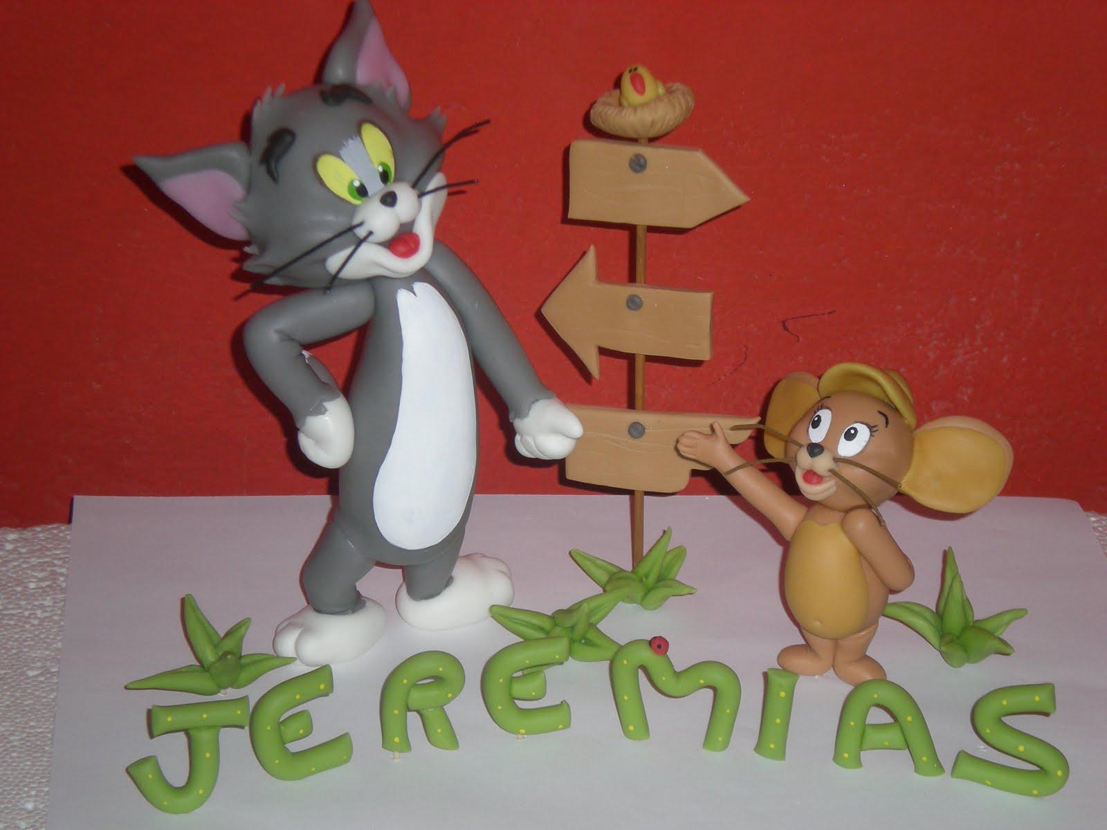 Pekesfantasias TOM Y JERRY