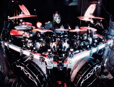 joey jordison wallpaper. Overall, Joey Jordison is an