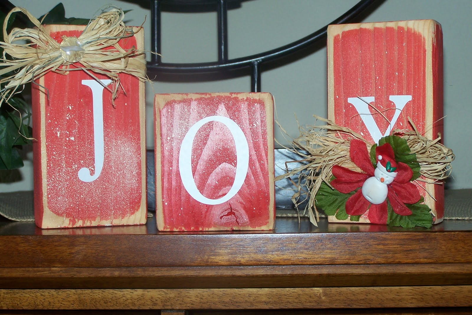 Wooden Blocks For Crafts ~ Too cute n crafty new holiday wood crafts for