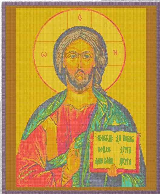 бисером, вышивка крестом, иконы бисером... готовой. картины, канва Zweigart, 45 цветов.  Anchor, счетная схема, игла...