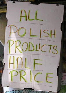 Half Price Polish Products!!!