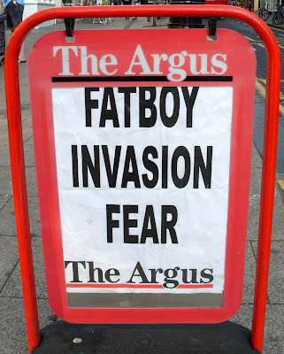 Invasion of the Body Fatters