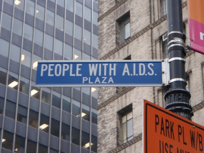 People With AIDS Plaza