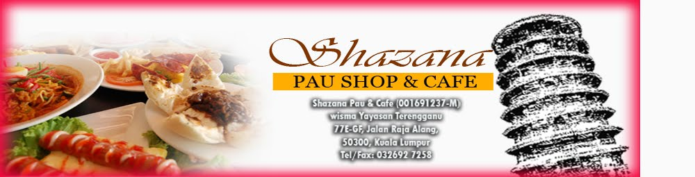 Shazana Pau Shop & Cafe