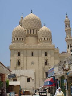 Mosque Sidi Yaqut al-Arshi