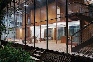 ,inspirasi dekorasi: Open concept House design  reka bentuk rumah