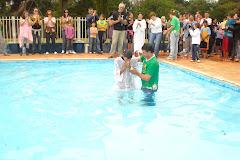 Batismo e Dia da Família