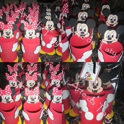 Lembrancinhas Da Minnie