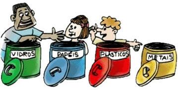 lixo reciclavél