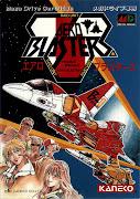 Aero Blasters. System: Sega Genesis (セガメガドライブ) (aero blasters sega genesis roms)