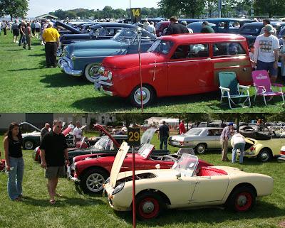 Mamaroneck Harbor Island Car Show