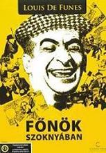Louis De Funes - Főnök szoknyában DVD