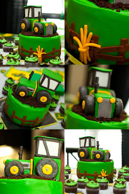 john deere tractor party  kid's birthday party ideas  birthdays baby showers bridal shower ideas http://www.frostedevents.com  DC MD VA