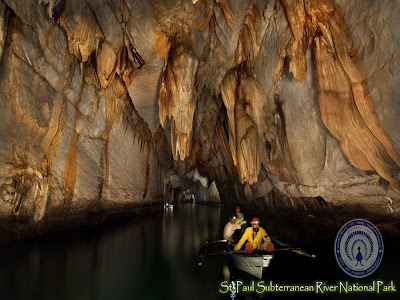 inside the Subterranean River 2 - 'Caves' Category