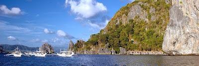 Lagen Island entrance, El Nido, Palawan
