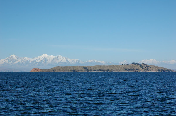 Isla de la luna, Lake Titicaca