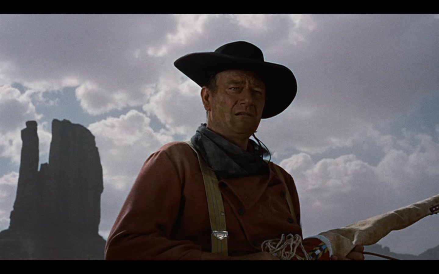 the searchers John ford's 1956 film the searchers is one of the finest of the great director's career and with its overtones of racism, it's also one of his most.