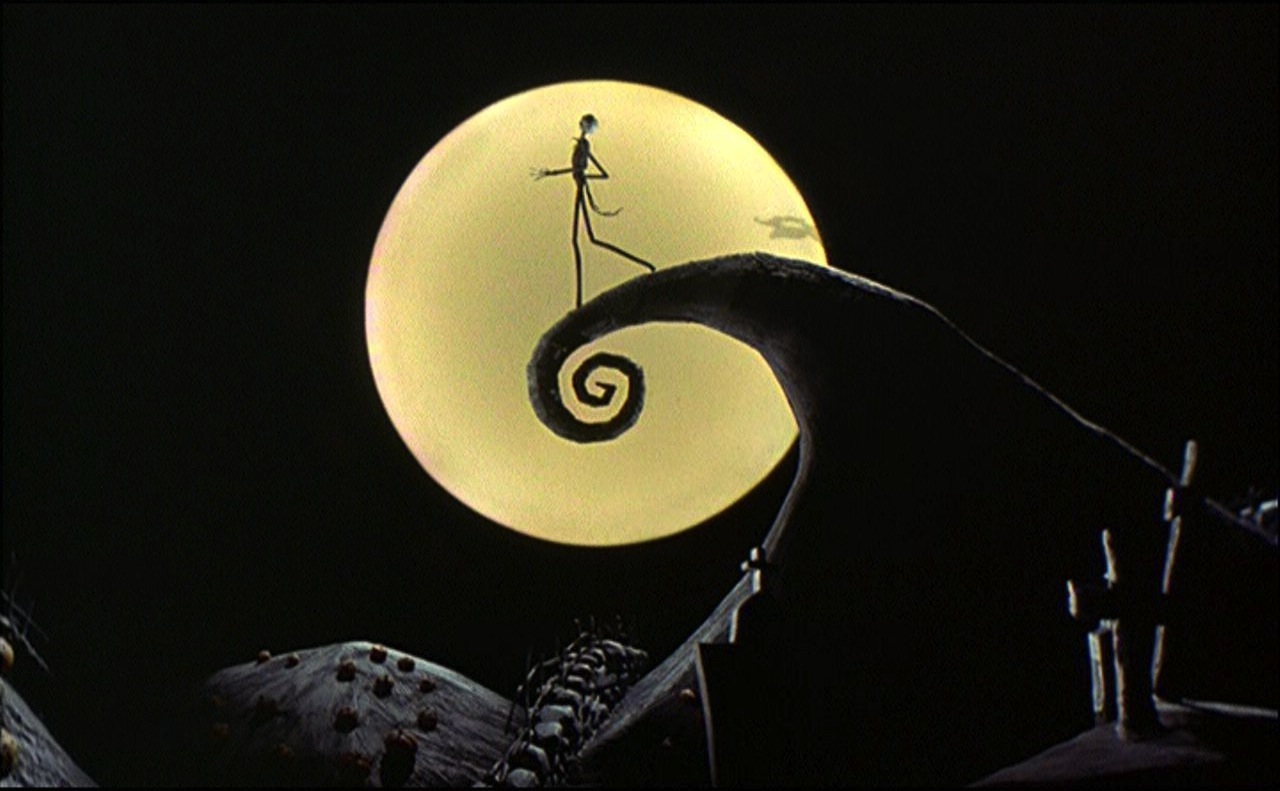 Homages, Ripoffs, and Coincidences: tim burton