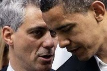 Barack Obama, y sus amantes en Chicago...