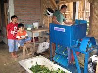 Sedia:Alat pemotong pakan ternak