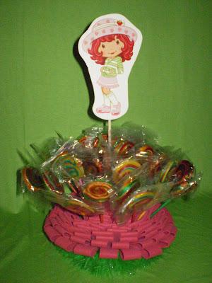 Moranguinho decoração festa infantil para crianças