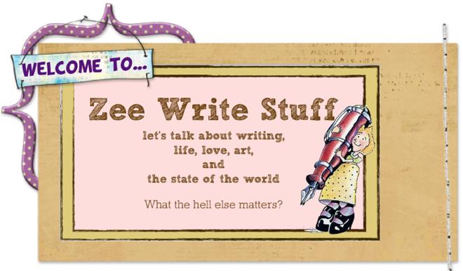 Zee Write Stuff