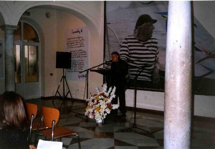 Homenaje a Rafael Alberti