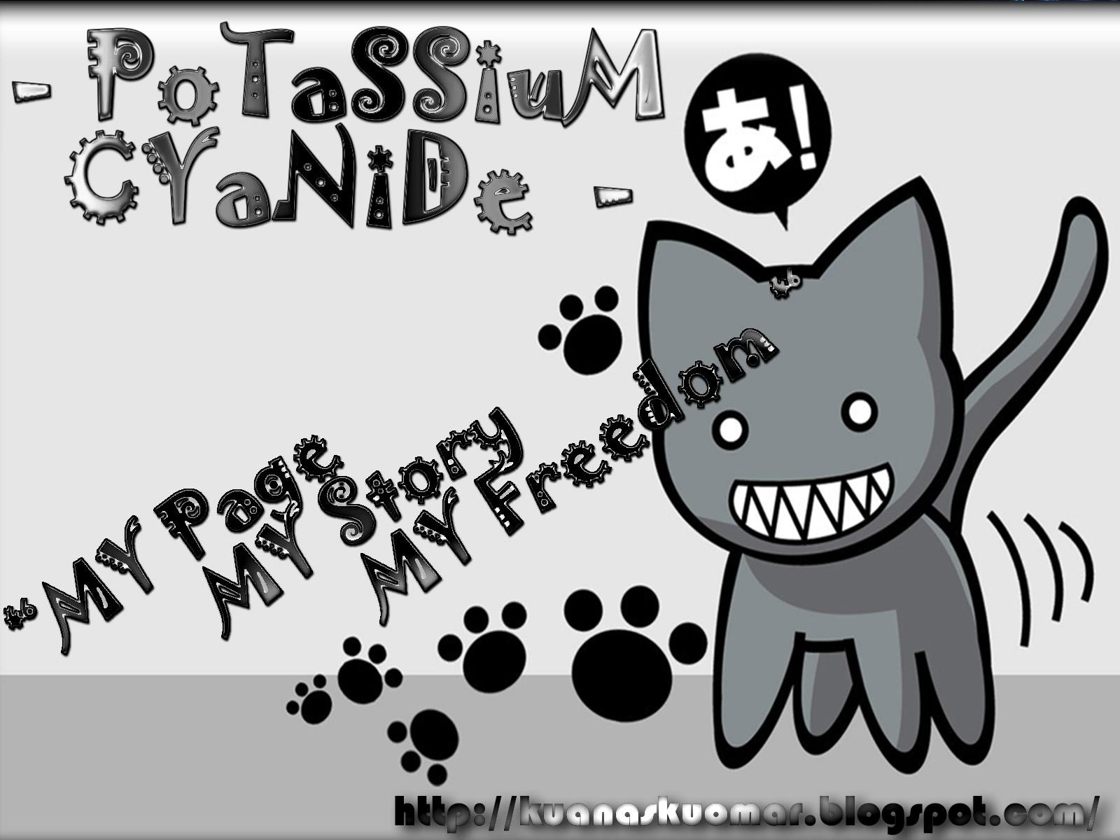 ~Potassium Cyanide~