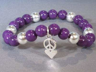 Love Peace Bracelet