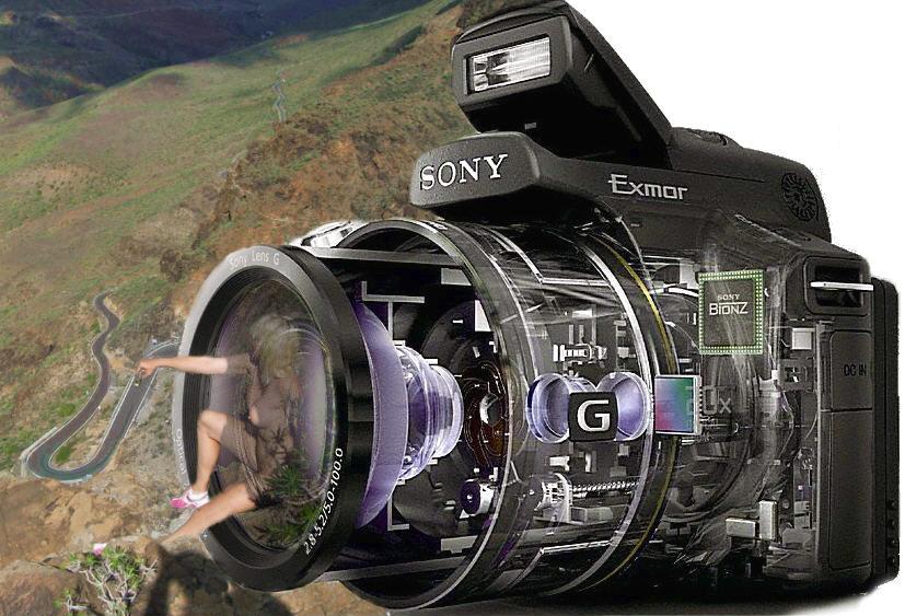 SONY HX1 Insider
