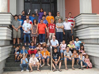 GRAN NIVEL EN EL IX OPEN CIUDAD DE VICAR