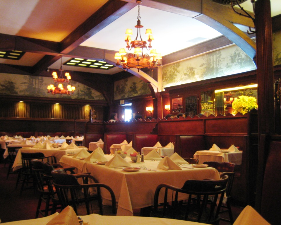 Doves today lazy afternoon at musso 39 s - Musso and frank grill hollywood ...