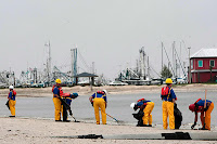 BP's oil spill – Is it the real Catastrophe