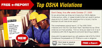 OSHA Fines A Wood Furniture Manufacturer in Tuffin For Committing Serious Safety Violations