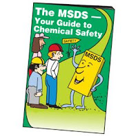 OSHA Withdraws its Proposed Column for MSDS on a Temporary Basis