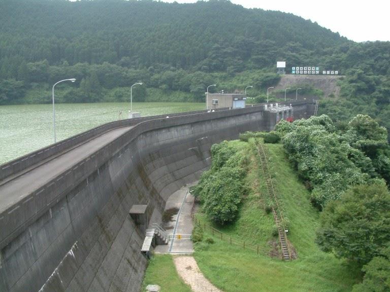 江川 ダム の 貯水 率