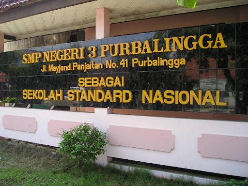 SMP Negeri 3 Purbalingga