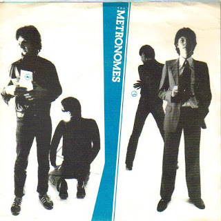 Cover Album of The Metronomes