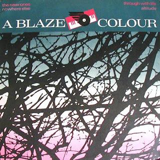 A Blaze Colour